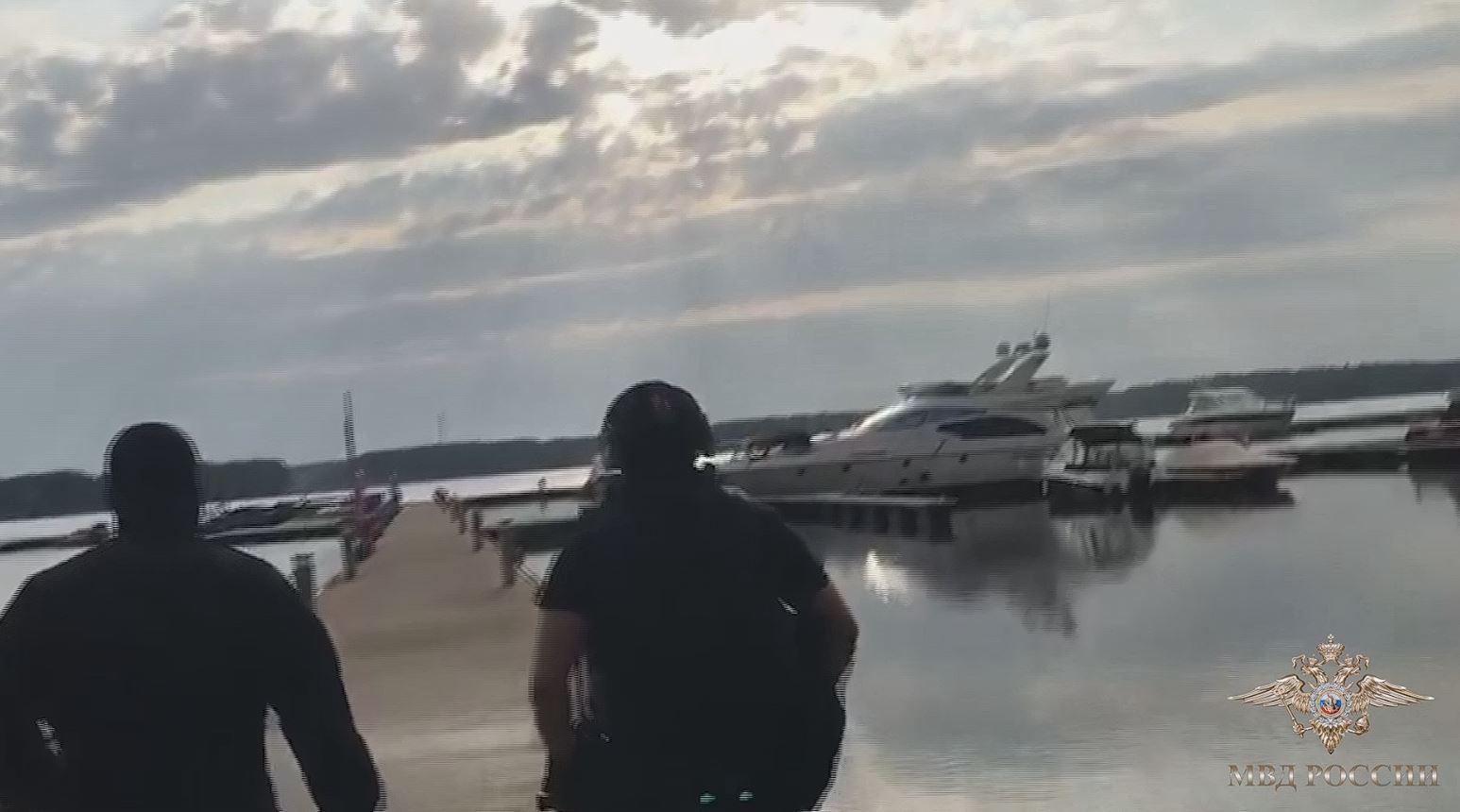 Тульские полицейские приняли участие в спецоперации по задержанию членов ОПГ