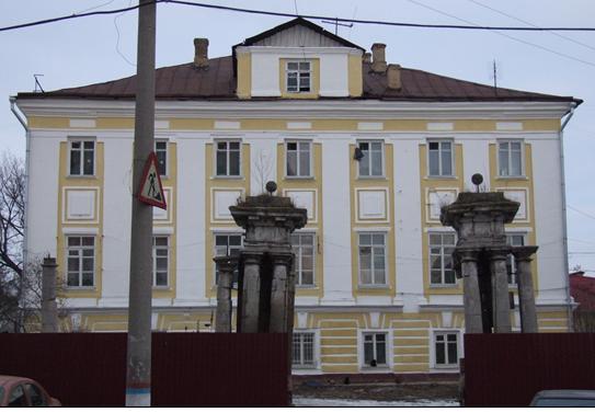 В Туле усадьбу Ливенцева взяли под охрану