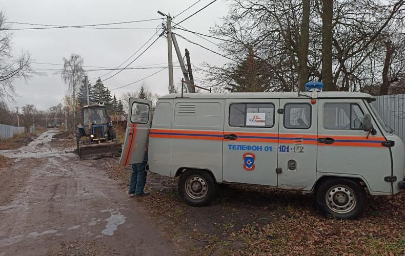 Жителям Донского раздают питьевую воду
