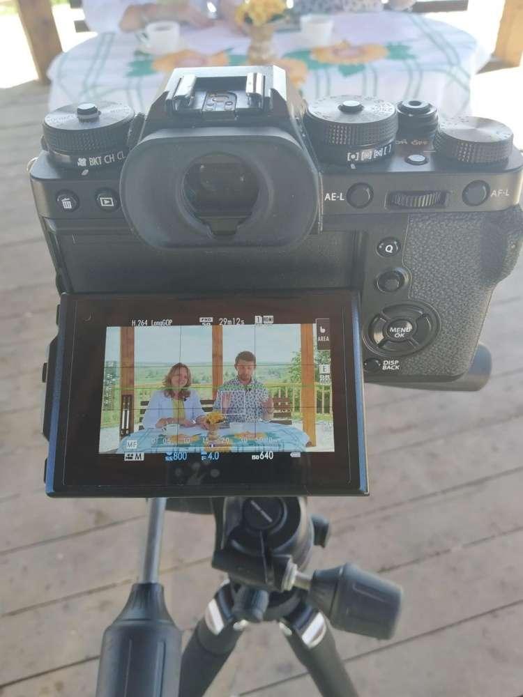 «Неделя Крапивны» начнется с работы видеоканала