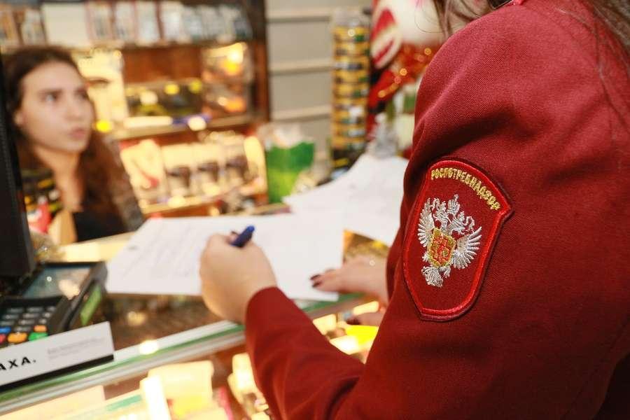 Сотрудники Роспотребнадзора изъяли из торгового оборота более 2 тонн некачественных продуктов