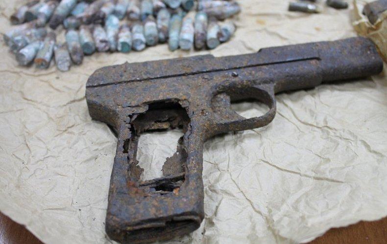За полгода жители Тульской области сдали более 260 единиц оружия времен войны