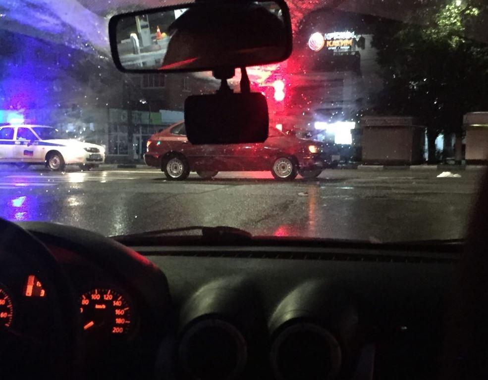 Установлен водитель, сбивший мужчину на проспекте Ленина в Туле в начале июля