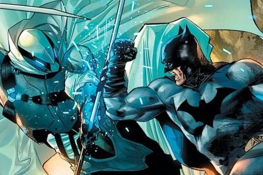 DC раскрыли дизайн нового злодея Бэтмена