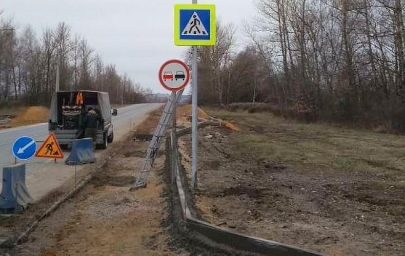 В Туле почти завершен ремонт Московского шоссе