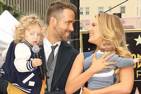 Райан Рейнольдс рассказал, каково быть отцом трех дочерей
