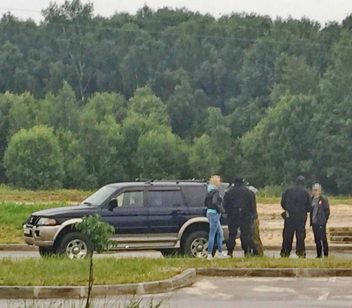 В тульском микрорайоне Северная Мыза пойман наркоторговец