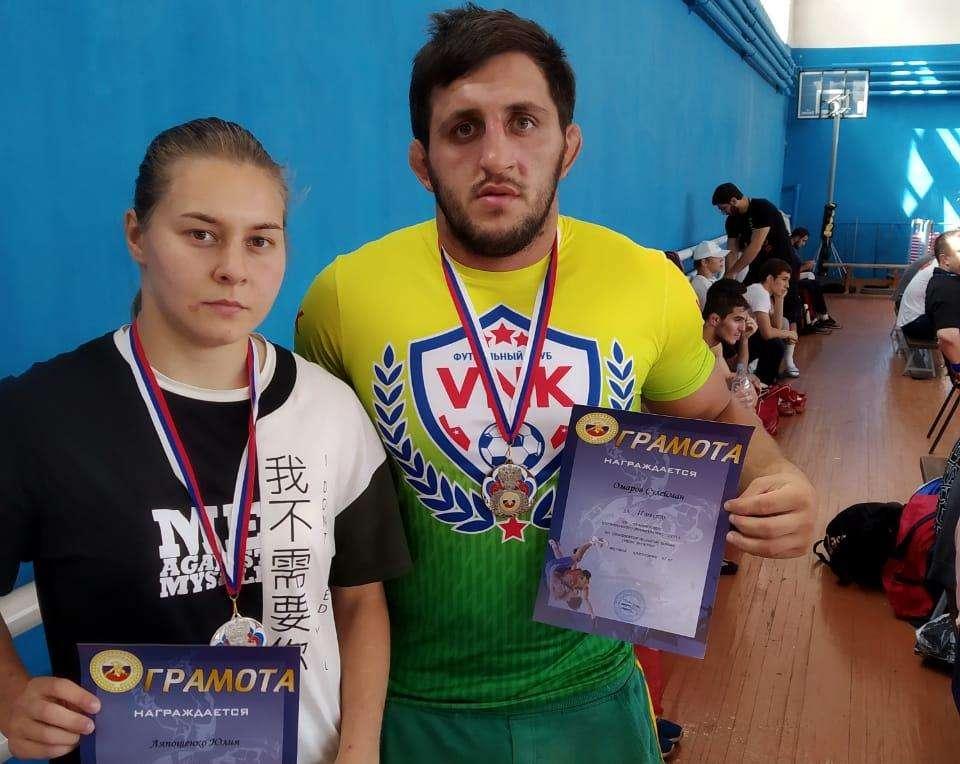 Щекинские борцы выступят на Чемпионате России