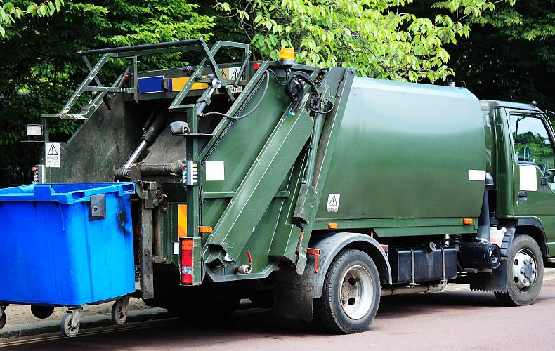С июля повысится плата за вывоз мусора