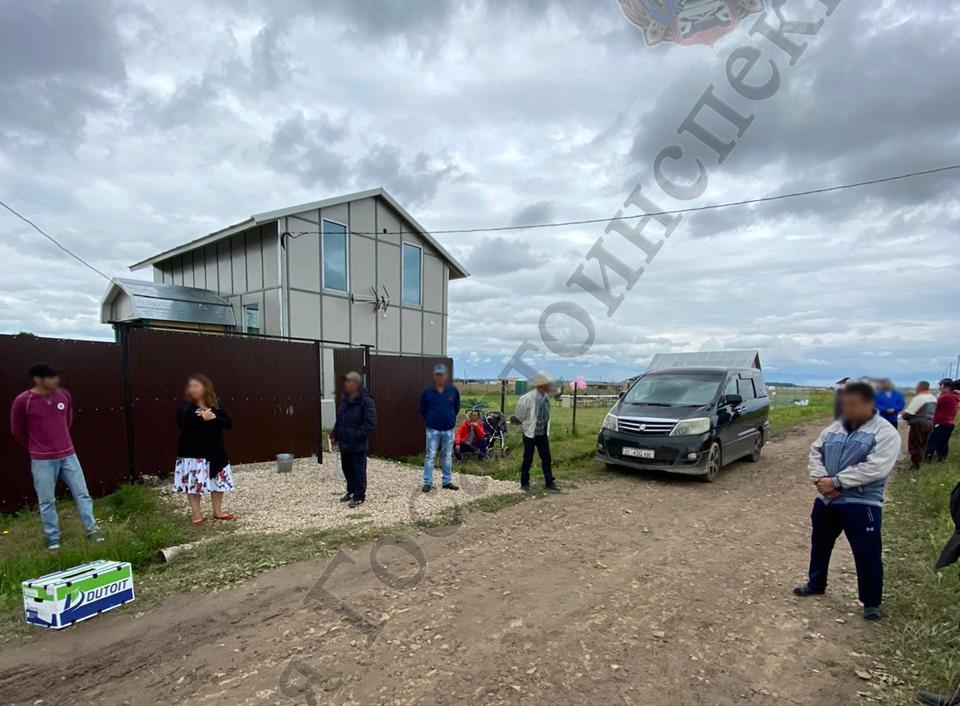 В Тульской области заведено дело на водителя, который сбил оставленного без присмотра годовалого ребенка
