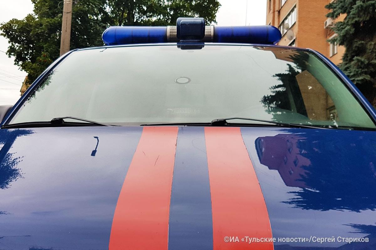 Владельцев новомосковского торгового центра «Первый» ищут правоохранительные органы