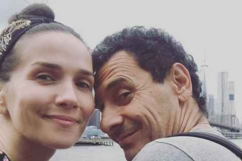Наталья Орейро опубликовала редкий снимок с мужем
