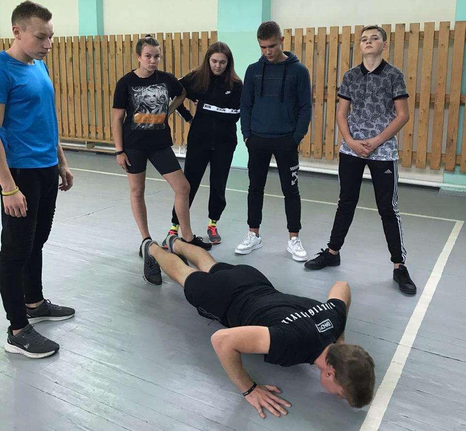 Щекинские школьники приняли участие в форуме «Тула – регион победителей!»