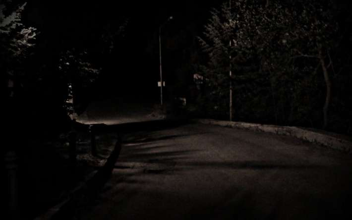 Жители Пришни пожаловались на темные улицы