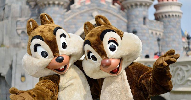 Disney+ выпустит игровой фильм про Чипа и Дейла