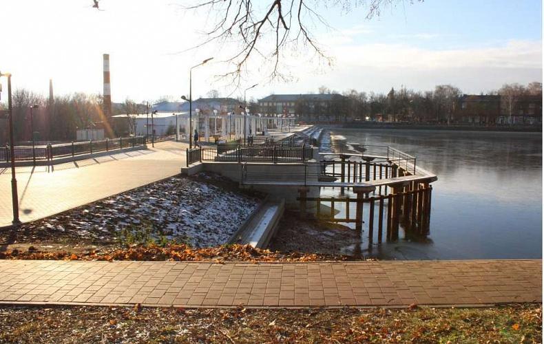 В Богородицке открыли путь через плотину к парку