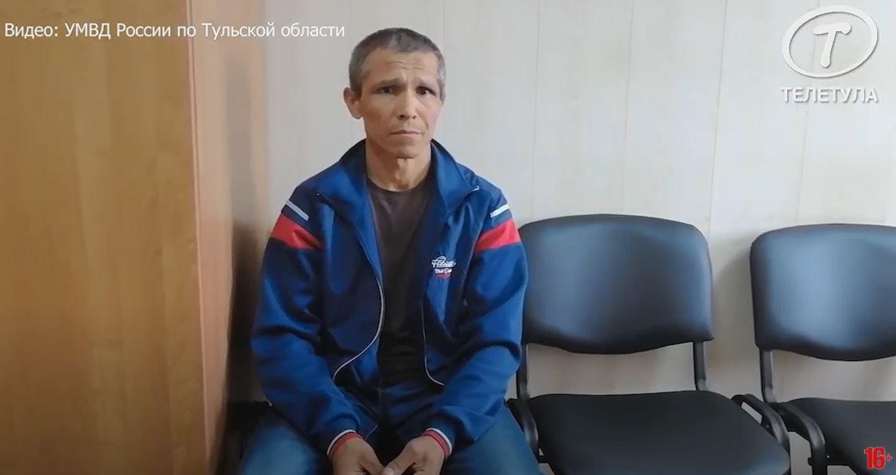 В Тульской области задержан подозреваемый в нападении на женщин