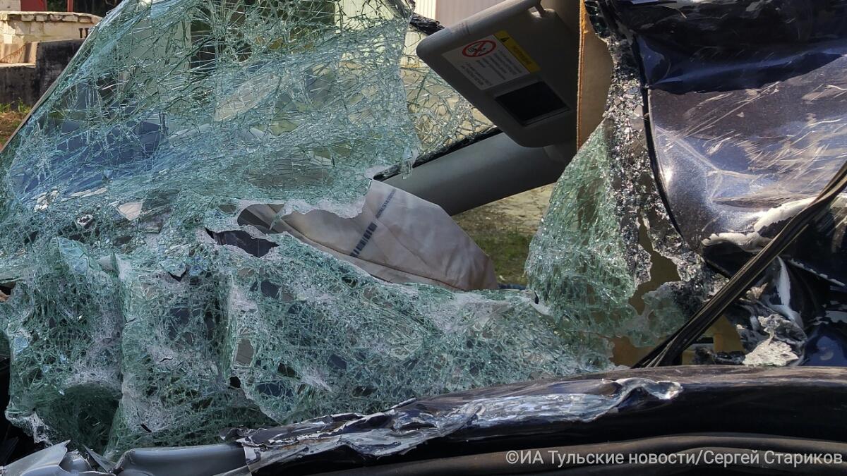 В Туле военного осудили за совершение ДТП: он переехал своего же пассажира, «вылетевшего» через лобовое стекло