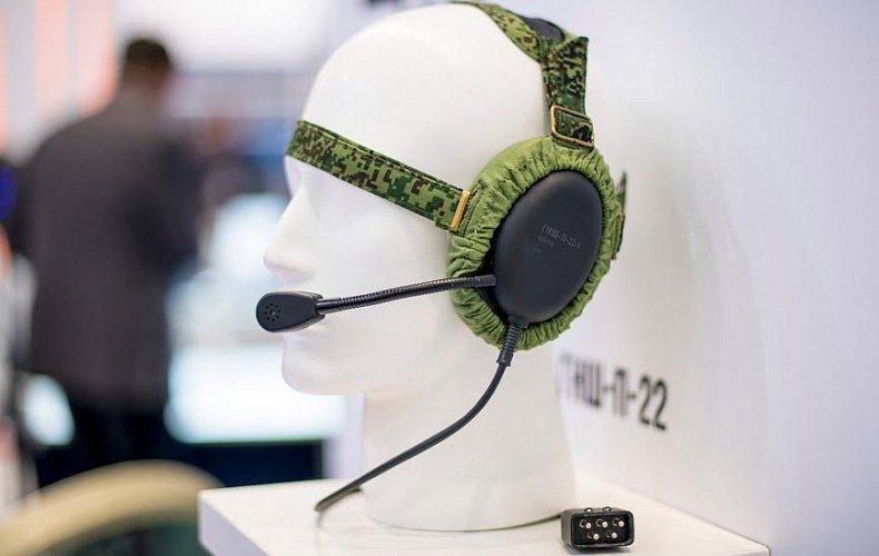 Микрофоны тульского производства представят на форуме «Армия-2020»