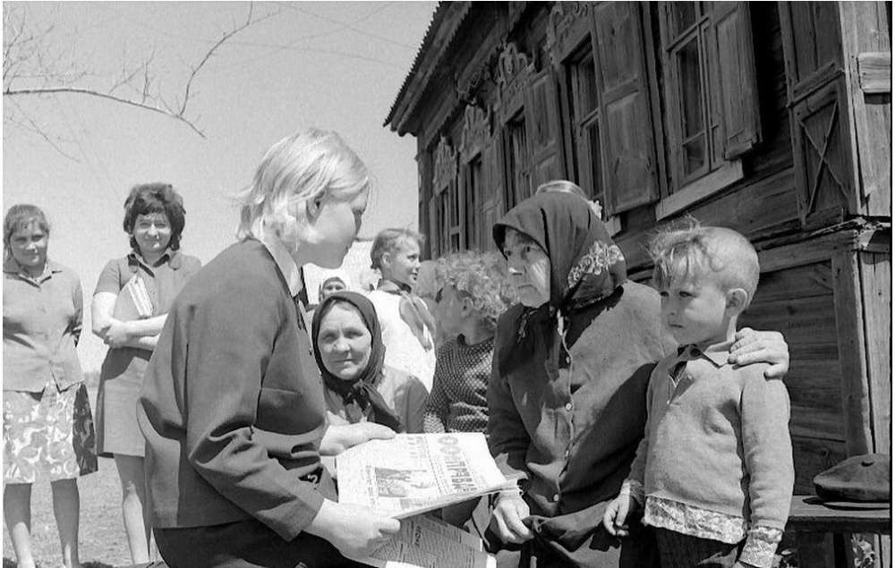 Как агитатор Умникова помогла семьям фронтовиков