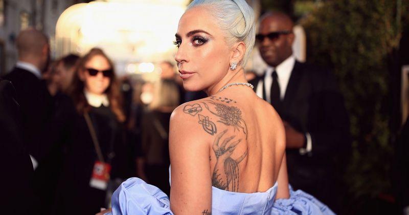 Леди Гага прокатится с Брэдом Питтом на «Скоростном поезде»