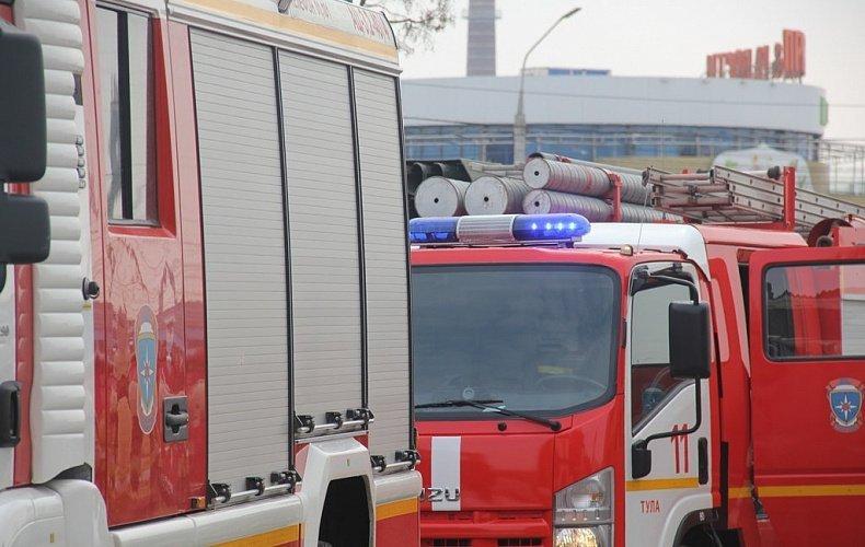 Из ТЦ «Утюг» в Туле эвакуировали посетителей