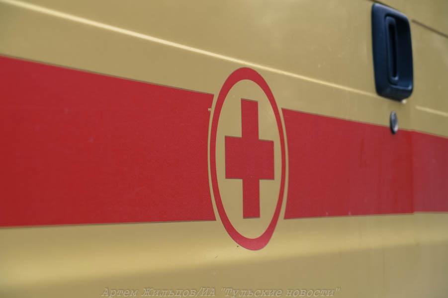В Туле на остановке скончался 48-летний мужчина