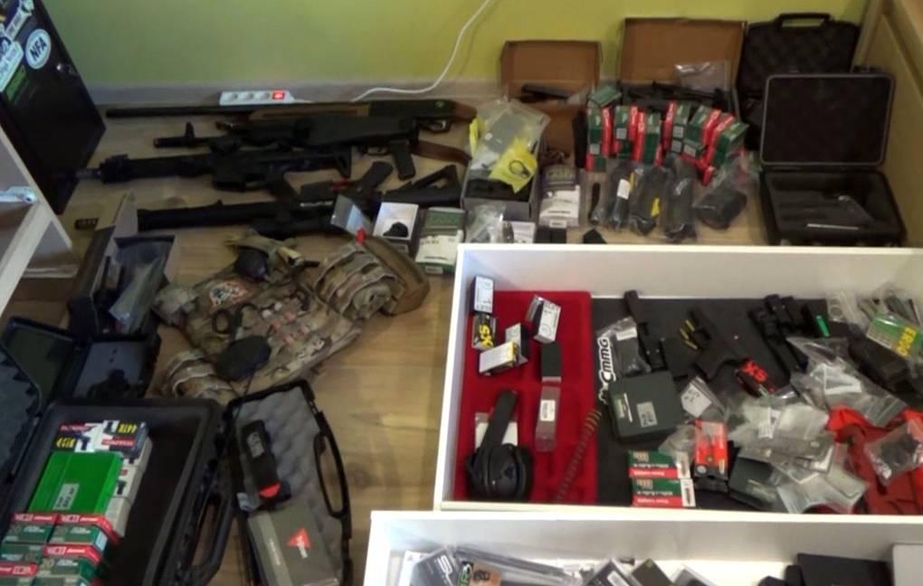 ФСБ вычислила группу подпольных оружейников, в которую входили жители Тульской области