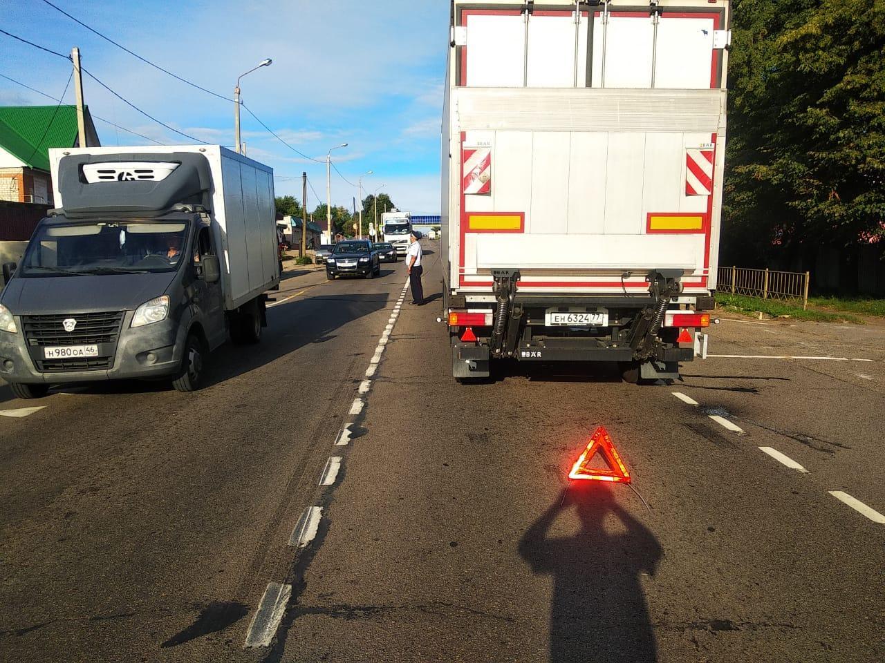 Тульская Госавтоинспекция разыскивает водителя, который оборвал электропровода в Чернском районе