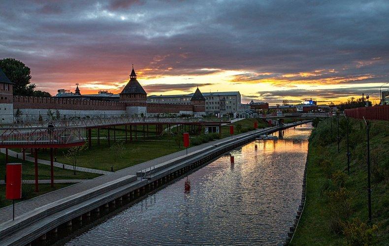 Тула – в десятке лидеров железнодорожных маршрутов путешествий москвичей