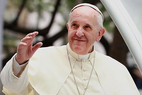 """Папа римский Франциск поддержал родителей ЛГБТК-людей: """"Бог любит ваших детей"""""""