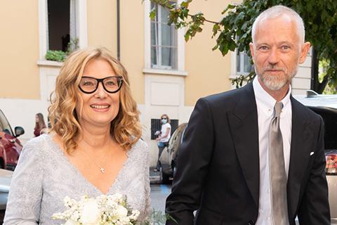 Вдова Лучано Паваротти вышла замуж через 9 месяцев после знакомства с возлюбленным