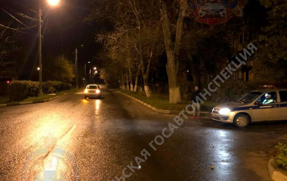 В Первомайском автоледи сбила пенсионерку