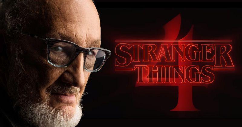 РобертИнглундпоявится в четвёртом сезоне«Очень странных дел»