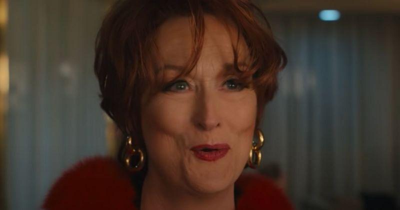 МэрилСтрип зачитала рэп для фильма«Выпускной»