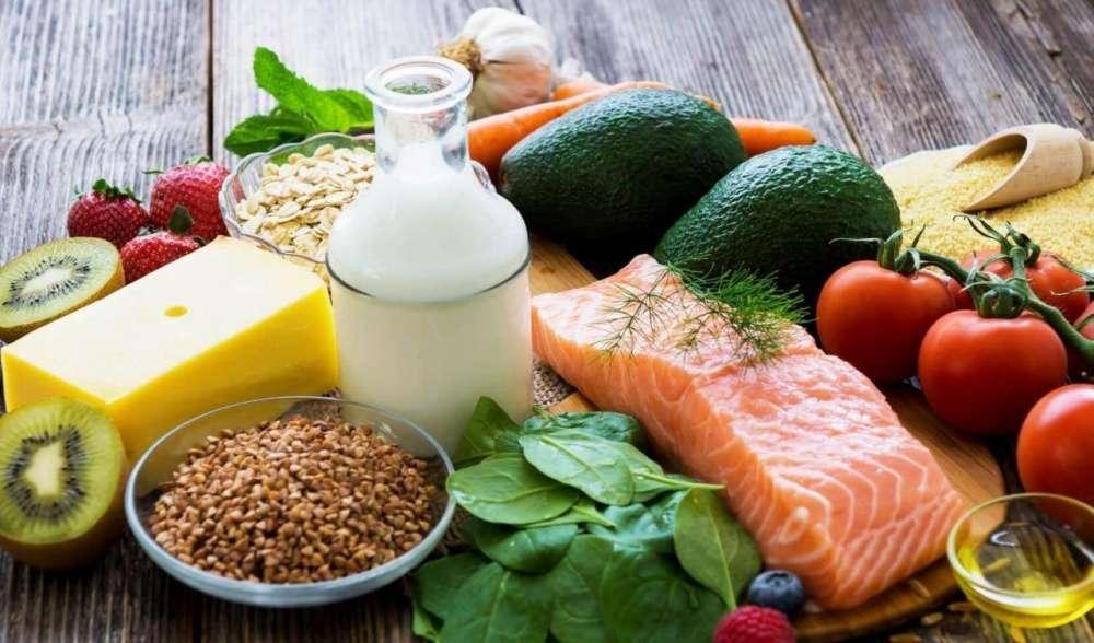 Правильное питание -  это основа здорового образа жизни. Видео