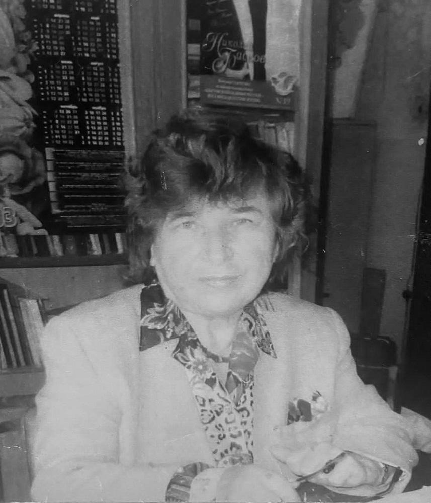 В Туле скончалась профессор кафедры химии ТулГУ Мелехова Нина Ивановна