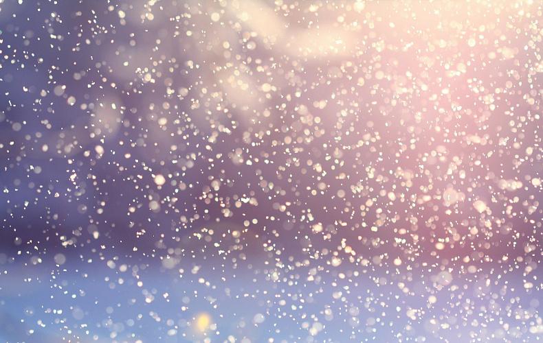 Тульская Госавтоинспекция предупреждает водителей о снегопаде