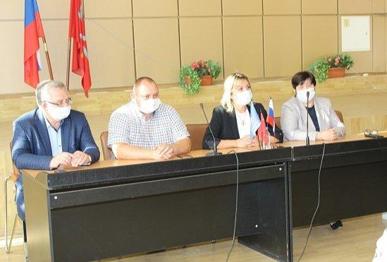 Ольга Слюсарева: Общественный контроль за ходом благоустройства – залог успеха