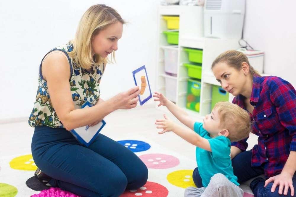 В Щекино возобновил работу кабинет ранней помощи детям с трудностями в развитии