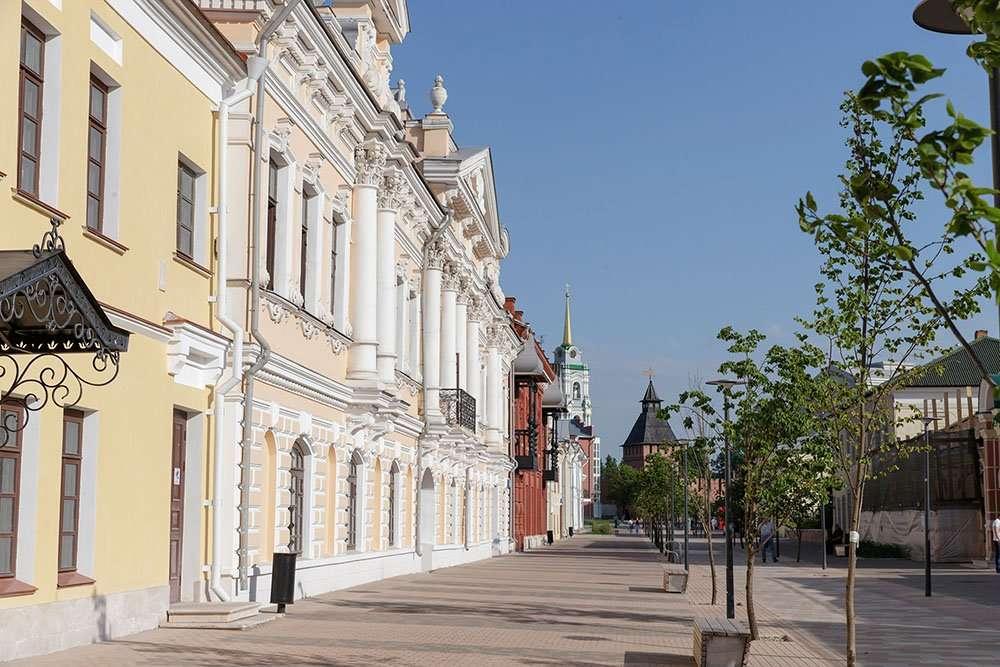 Музейный квартал в Туле готовится к приему гостей
