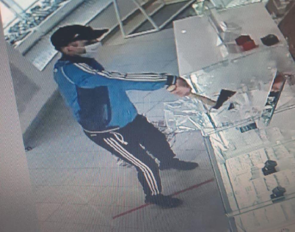 Задержан подозреваемый в ограблении ювелирного салона в центре Тулы