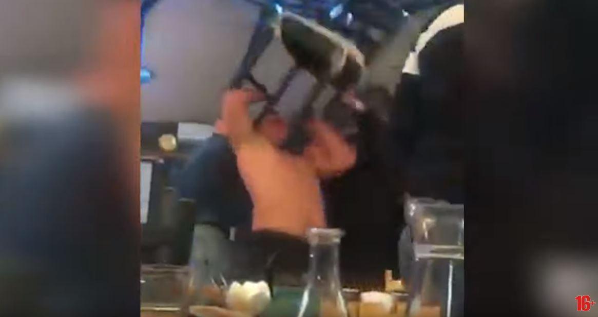 Передано в суд дело о бездействии экс-сотрудников Росгвардии во время дебоша в кафе Tom Sawyer в Туле