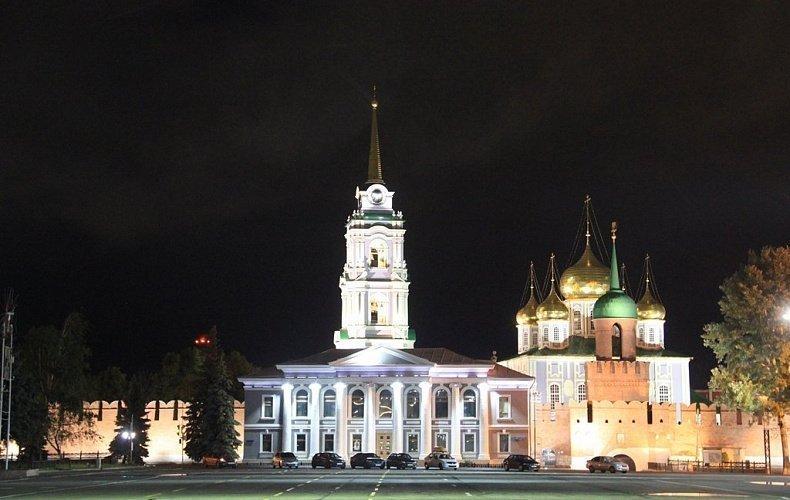 Тулякам покажут полотна с изображением Кремля