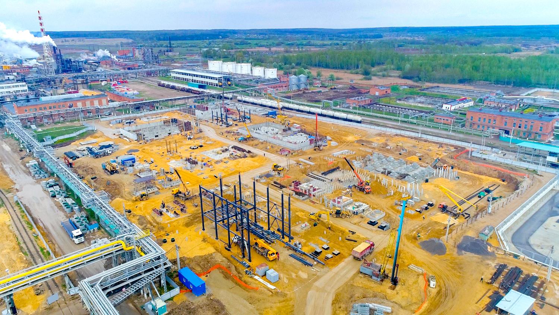 Экологичность будущего производства является для объединенной химической компании определяющим фактором