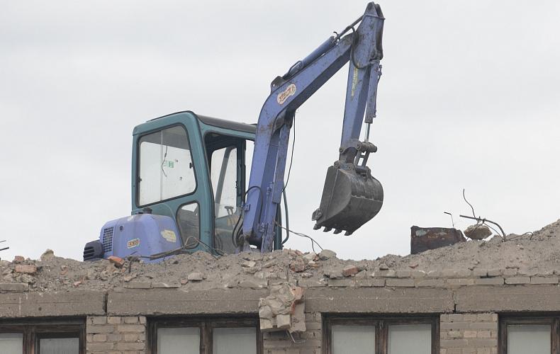 В Киреевском районе снесут здание противотуберкулезного диспансера