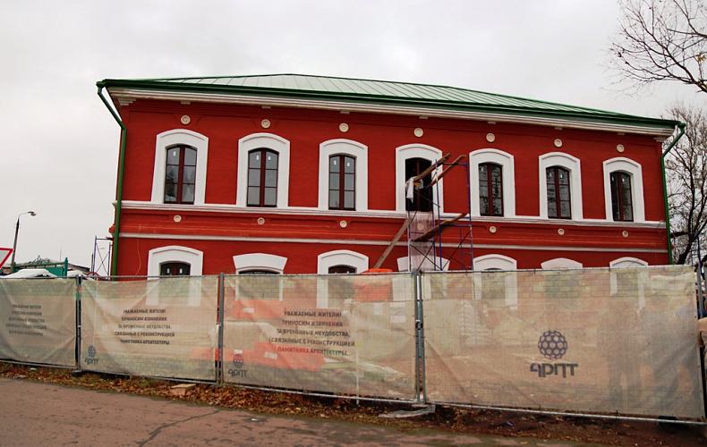 Директор «Куликова поля» рассказал о восстановлении дома Пучкова в Епифани