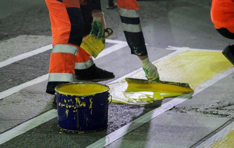 У микрорайона Левобережный в Туле оборудован новый пешеходный переход