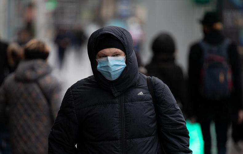 Масочный режим в России продлен до 1 января 2022 года