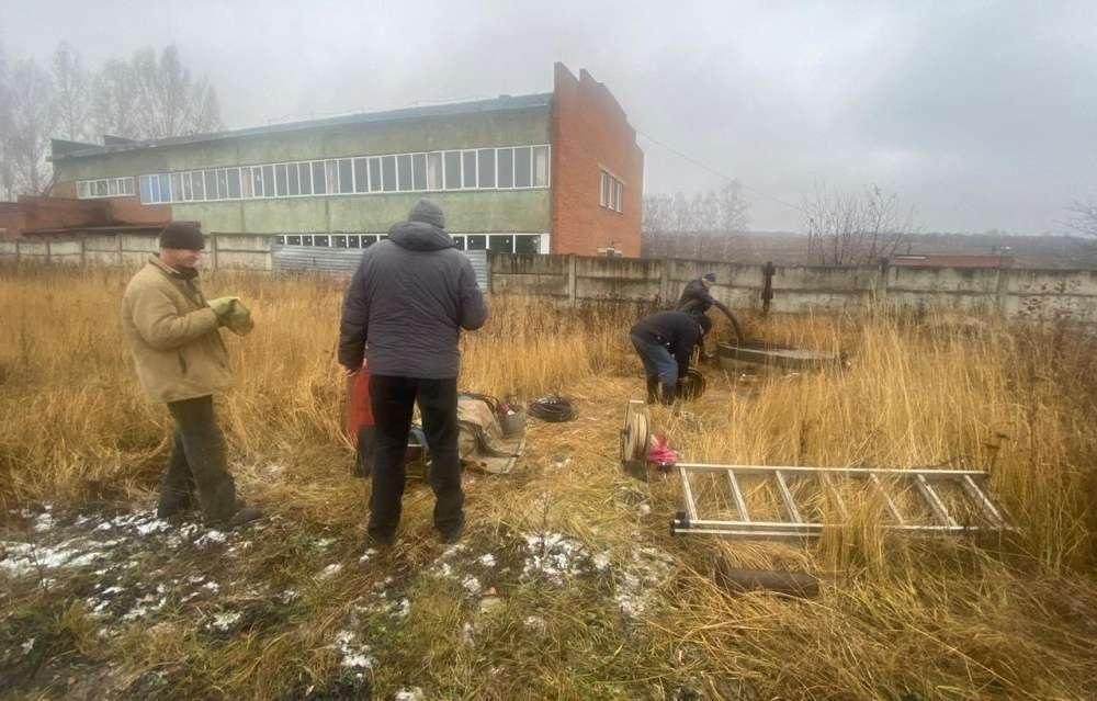 Водоснабжение в Щекино восстановлено